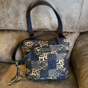 Donna Sharp Handbag Safari Pattern.  Great shape.